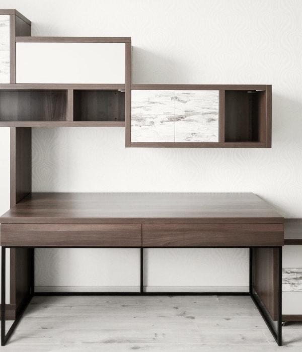 Von Glas und Metall, oder neuen Materialien für Büromöbel