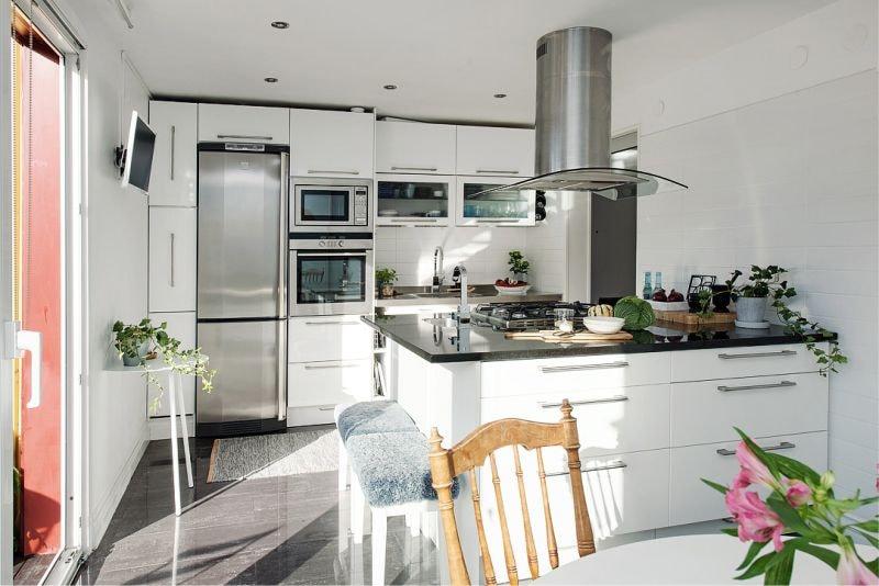 Как спроектировать кухню на заказ
