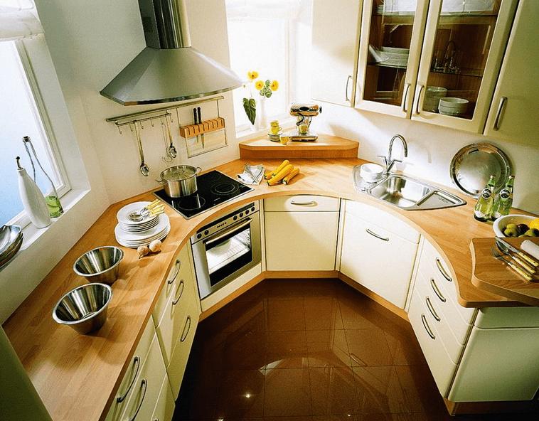 Выбор техники для проектирования кухни