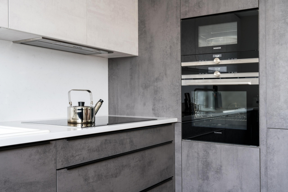 Кухня из бетона заказать воздухопроницаемость бетона