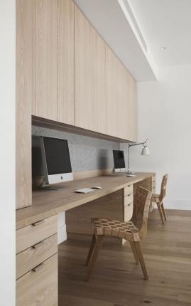 Домашній кабінет Scandi space