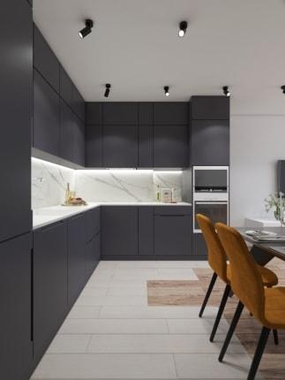 Кухня Hard-coal, фото №2