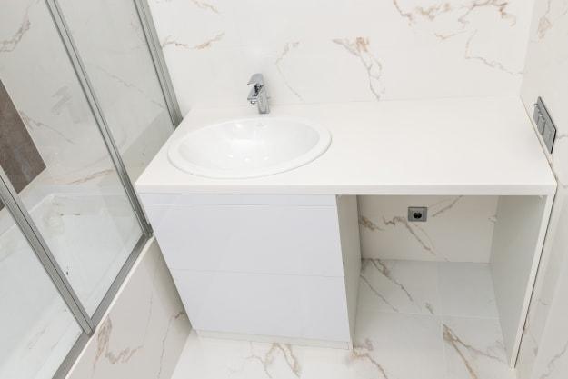 Тумба для ванної кімнати Marble, фото №3