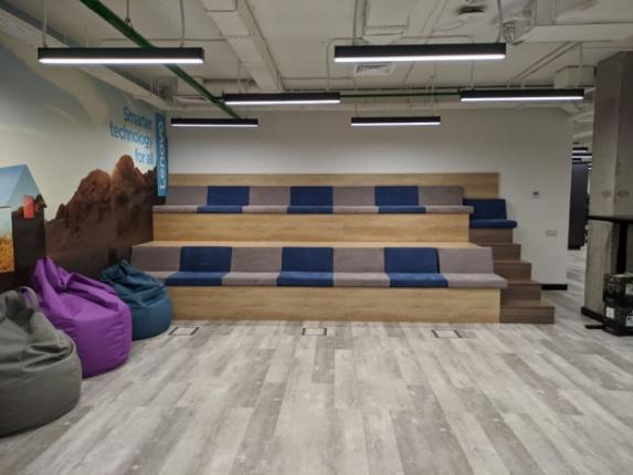 Офис Lenovo, фото №5