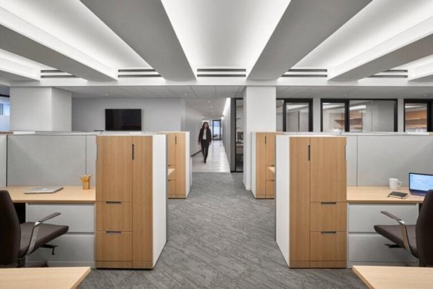 Офис Gray York