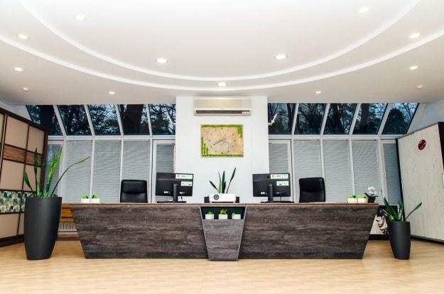 Офісний стіл Timber