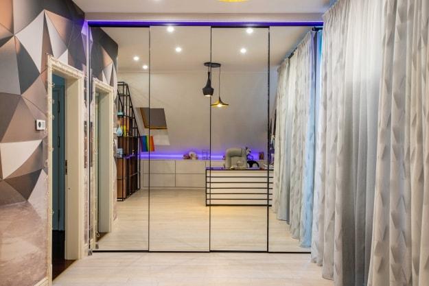Встроенный шкаф-купе Mirror, фото №3