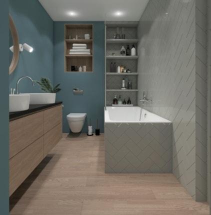 Тумба для ванної кімнати Forest, фото №4