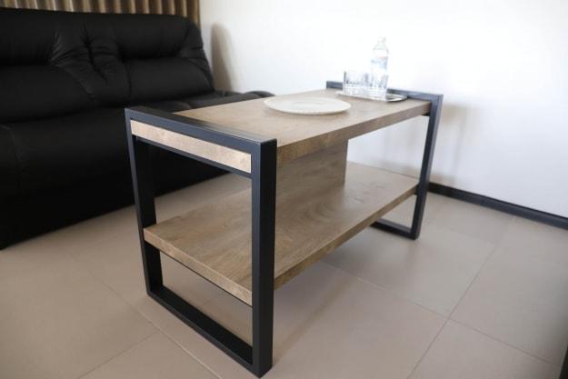 Журнальний стіл Metallic