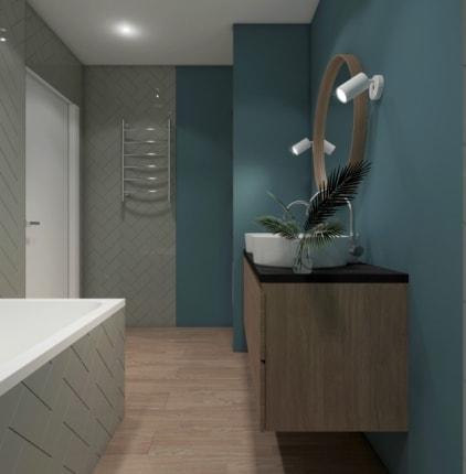 Тумба для ванної кімнати Forest, фото №3