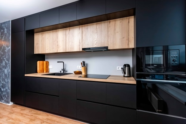 Кухня Black Style, фото №2