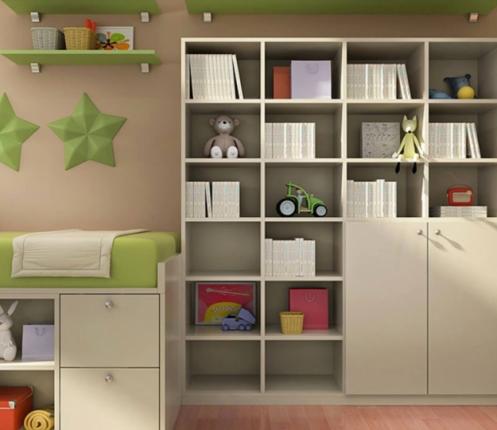 Дитяча кімната Green mood, фото №3