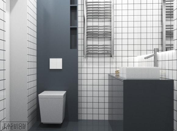 Тумба для ванной комнаты Grafit, фото №2