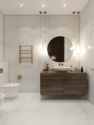 Тумба для ванной комнаты Elegant