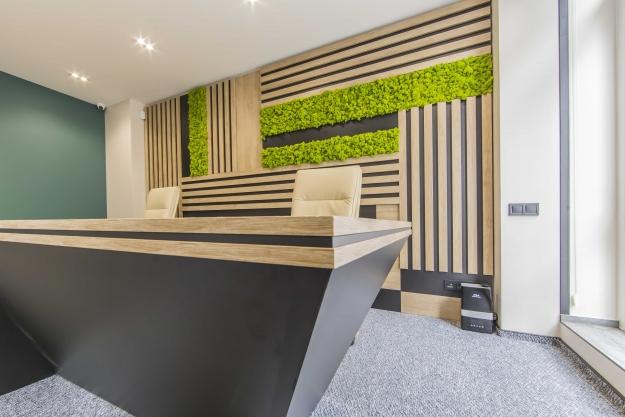 Стеновые панели eco green, фото №1