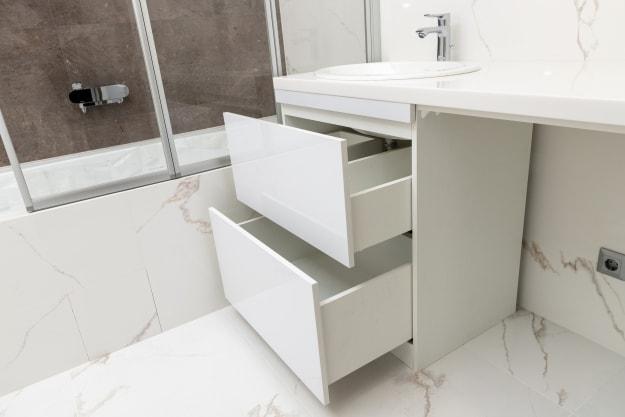 Тумба для ванної кімнати Marble, фото №6
