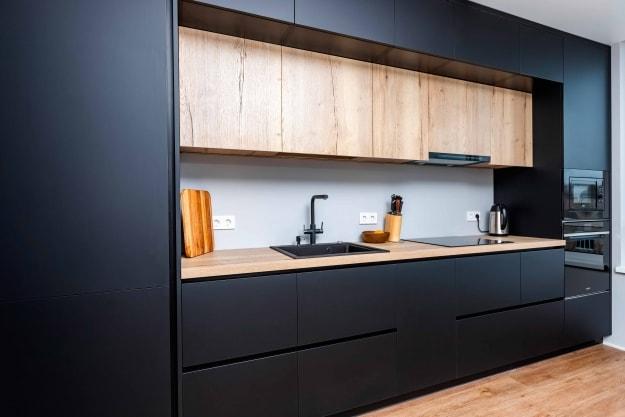 Кухня Black Style, фото №8