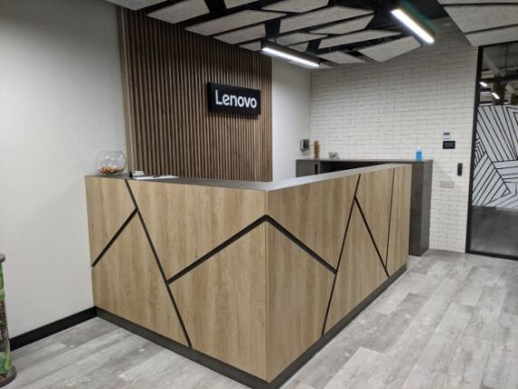 Офис Lenovo, фото №1