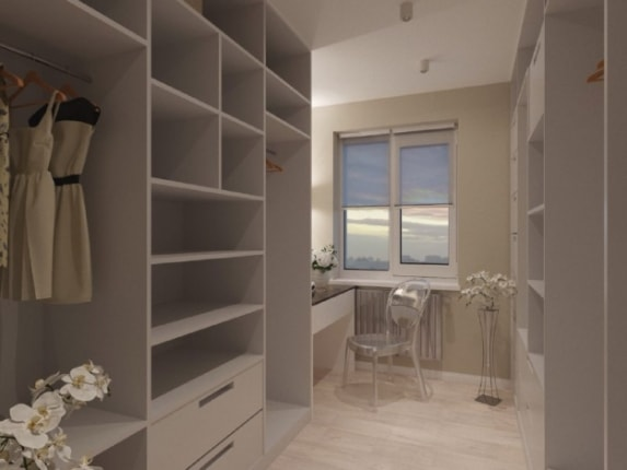 Гардеробна кімната Lira, фото №3