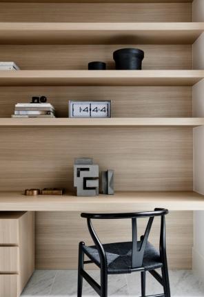 Домашний кабинет Scandi space, фото №3
