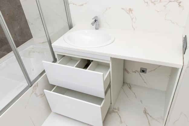 Тумба для ванної кімнати Marble, фото №4