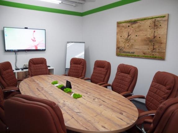 Офисный стол Lawn