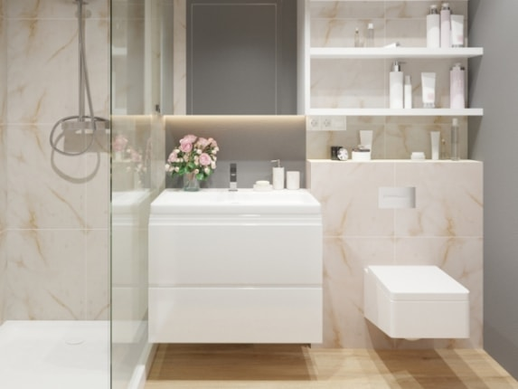 Тумба для ванной комнаты Gloss