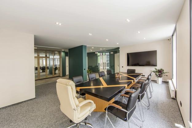 Офіс в еко стилі, фото №3