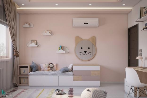 Детская комната Sweet Dreams, фото №6