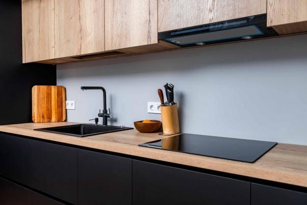 Кухня Black Style, фото №7