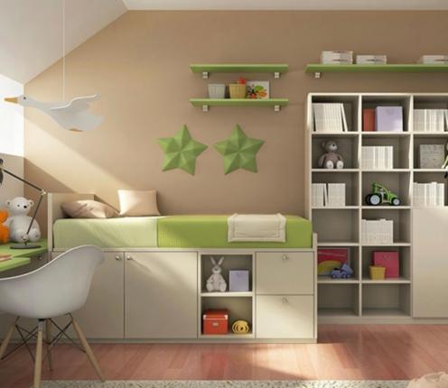 Детская комната Green mood
