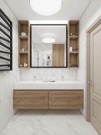 Тумба для ванной комнаты Wood Nebraska