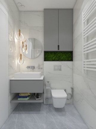 Тумба для ванної кімнати Morion